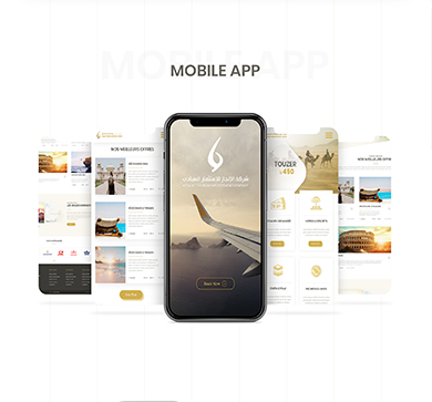 Alenjaz-App-website design