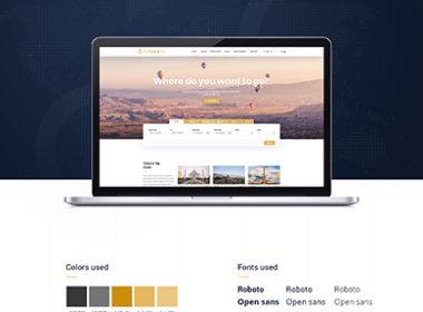 Altervip-Website-design
