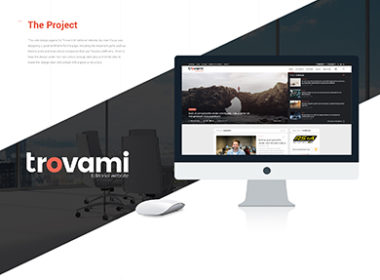 Trovami-Editorial-website-design