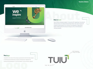 Tuiu-website-design